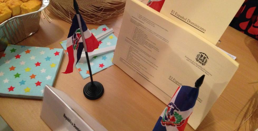 La Embajada de la República Dominicana ante el Reino de los Países Bajos participó en la jornada del Día del Español del Instituto Cervantes en Utrecht