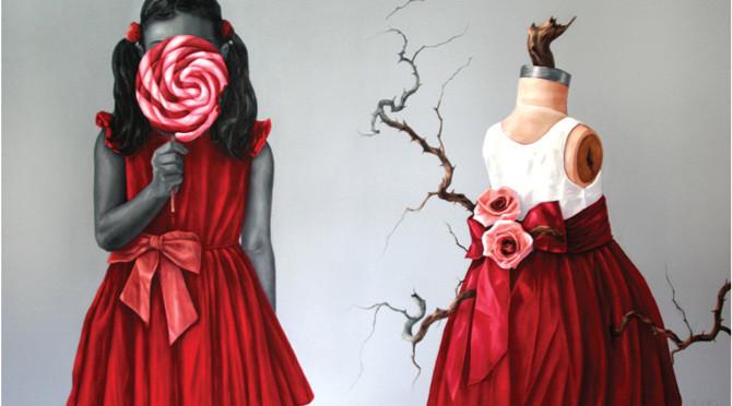 """Apertura de la Exposición """"Dreams and Memories"""" del pintor Dominicano Juan Carlos Reyes"""