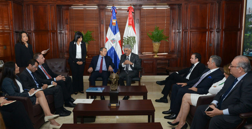 Gobiernos acuerdan apertura embajada dominicana y consulado en el Líbano